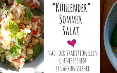 """""""Kühlender"""" Sommer-Salat"""